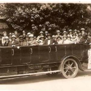 WI Outing to Clacton 1925