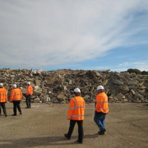 Photo 14 - Large Material for Crushing