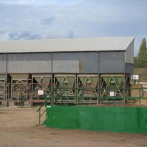 Photo 35 - The tarmac coating plant (5)